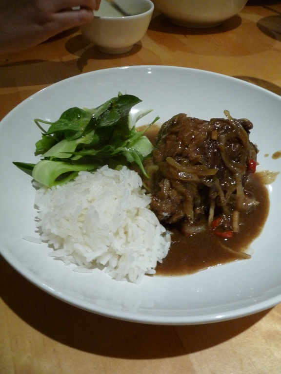 The Hungry Lawyer » Thai Braised Beef Cheeks